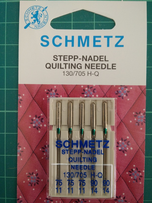 Schmetz Quilting Needles 75 en 90