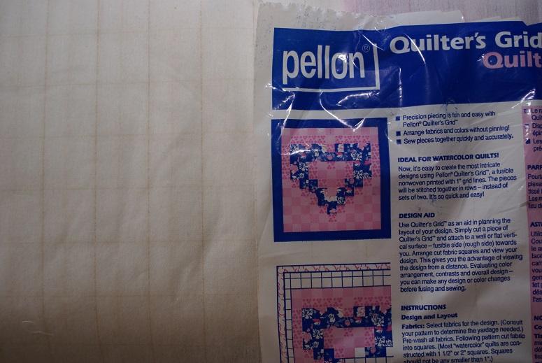 Freudenberg Pellon Quilter's Grid