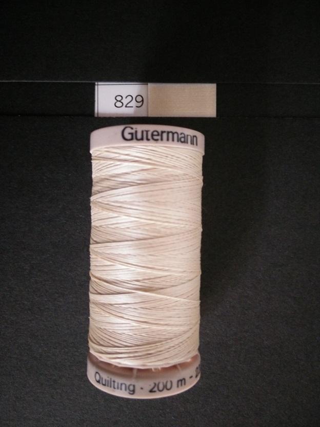 Gütermann 829 Hand Quiltgaren