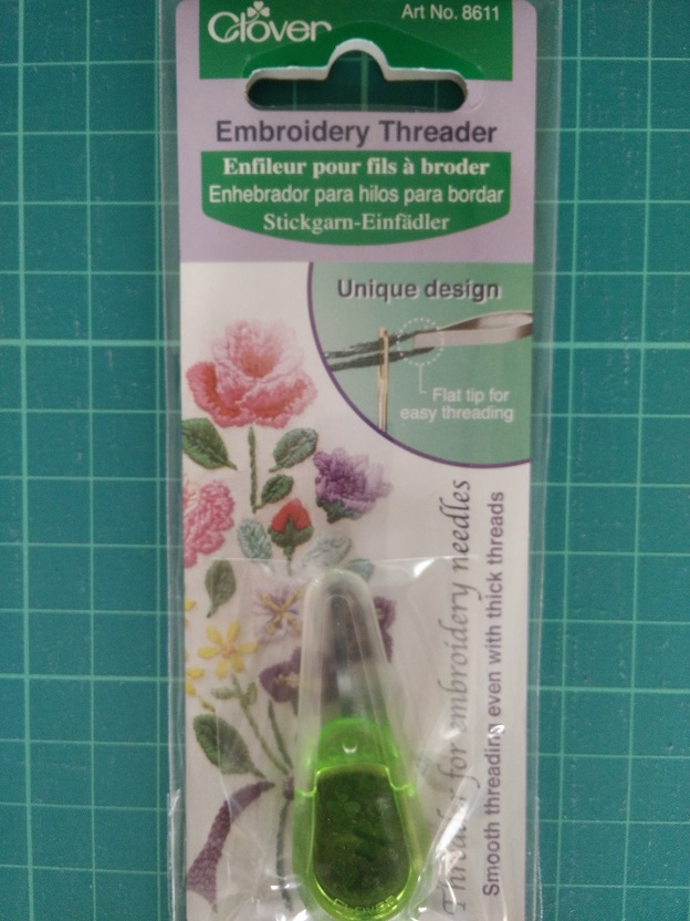 Clover 8611 Embroidery Threader