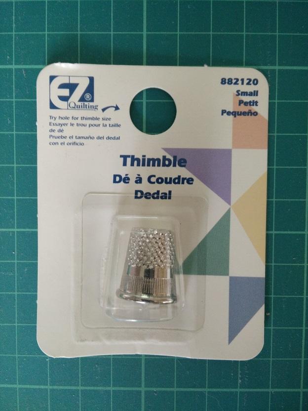 EZ 882120 Vingerhoed Small