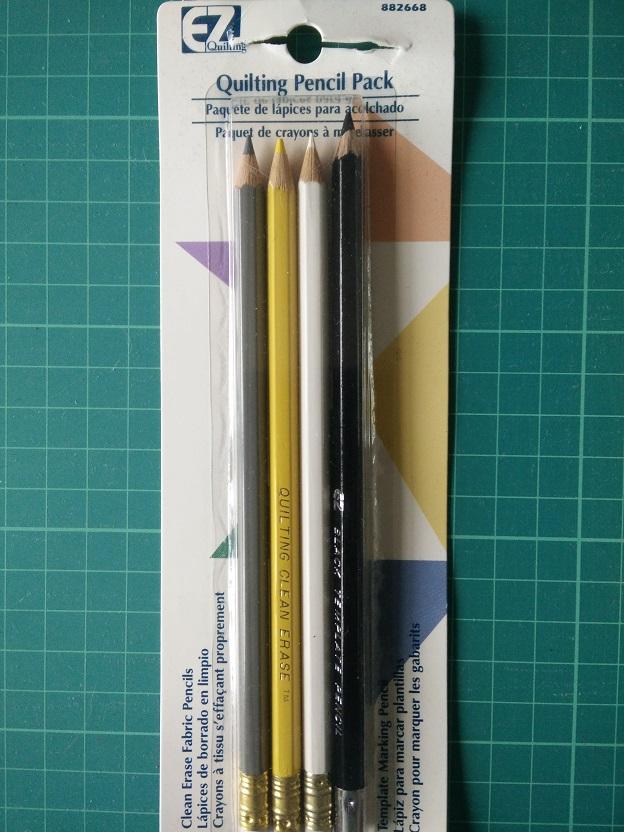 EZ882668 Quilt Pencils