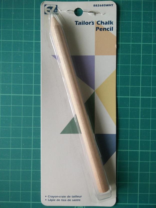 EZ882685WHT Tailor's Chalk
