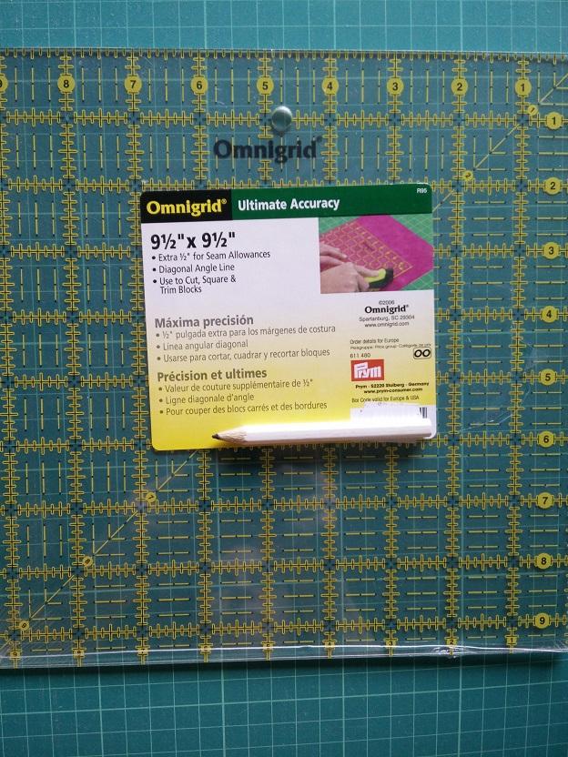 Omnigrid  611 480 9,5 x 9,5 inch