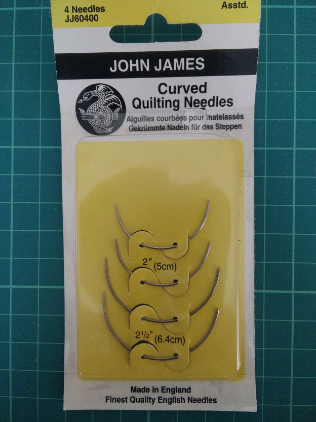 John James JJ60400 Quilt Needles