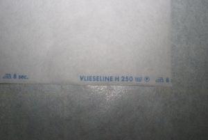 Freudenberg H250 Strijkvlies