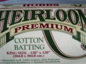 "Hobbs HL120 (80/20) 120"" x 120"""
