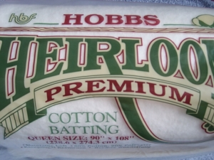 Hobbs HL90 (80/20) 90'' x 108''