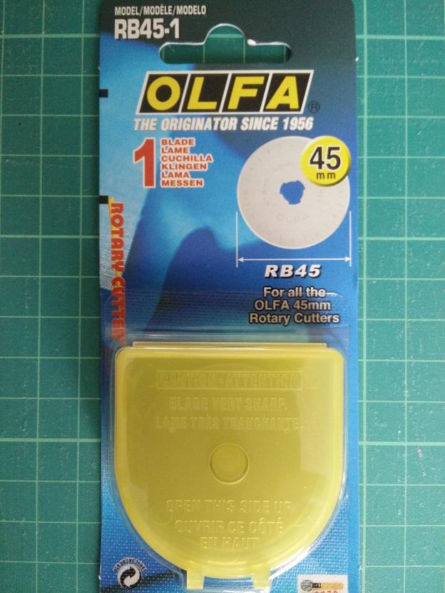 Olfa RB 45 mm Reservemesje