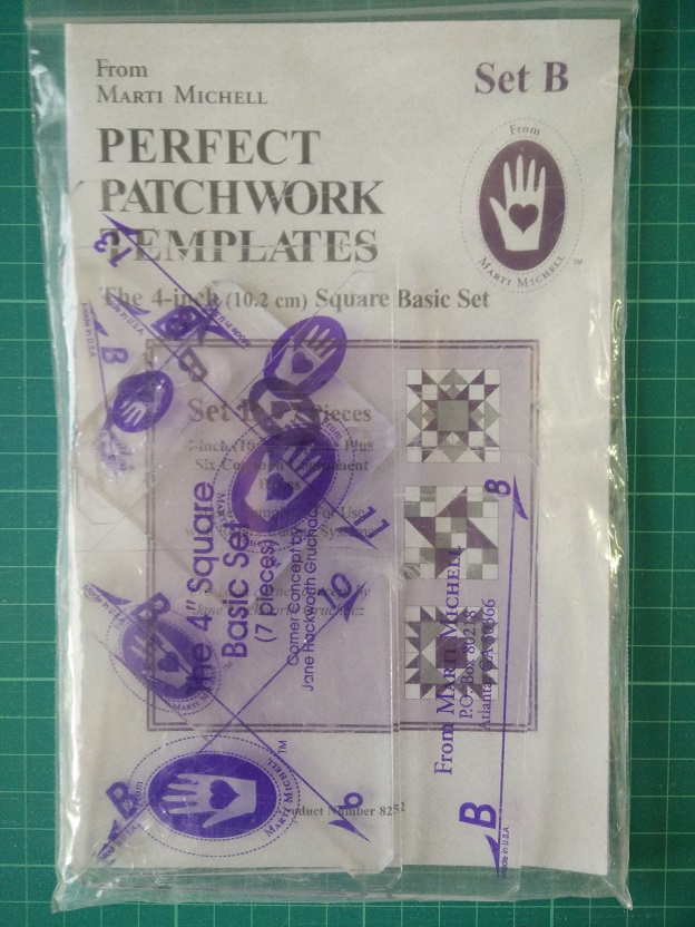 Perfect Patchwork Templates B