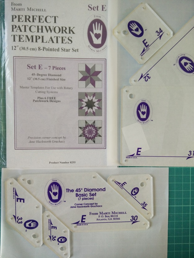 Perfect Patchwork Templates E