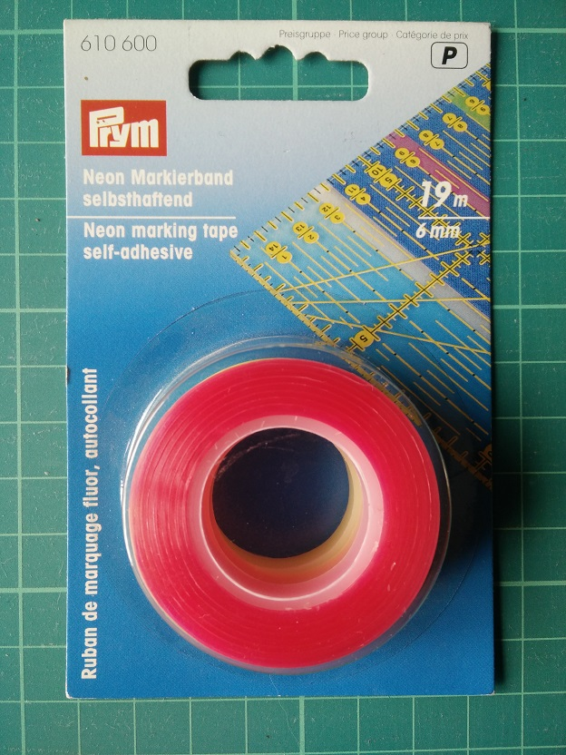 Prym 610 600 Liniaal Tape