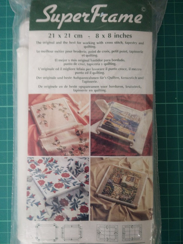 Cotton Patch Super Frame 21x21cm