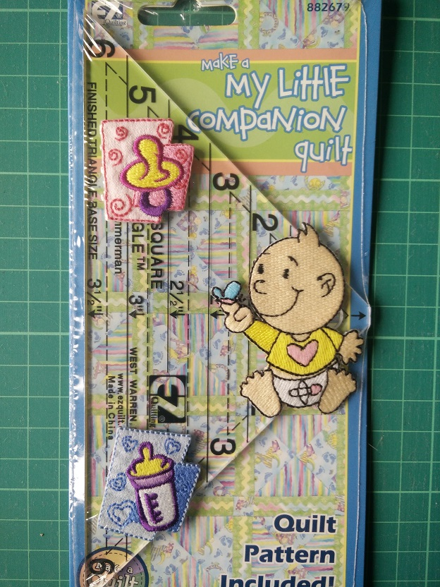 EZ 882679 My Little Companion Ruler