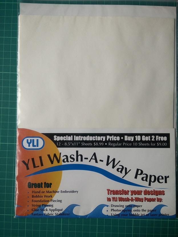 Yli Wegwasbaar Papier