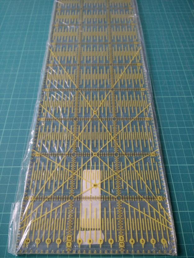 Olfa CKS 6015 15 x 60 cm Liniaal