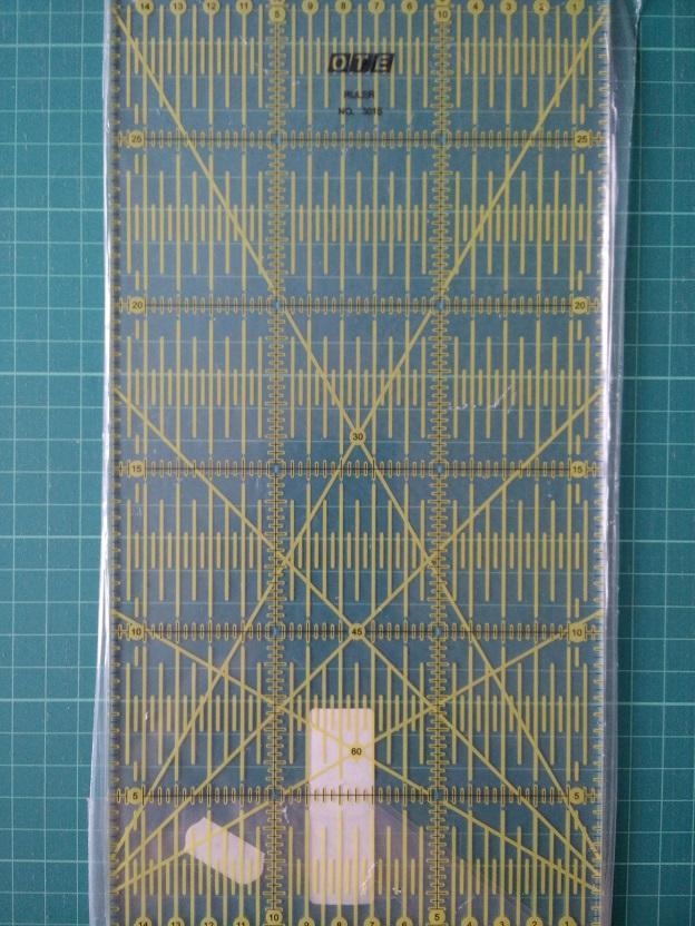 Olfa CKS 3015 15 x 30 cm Liniaal