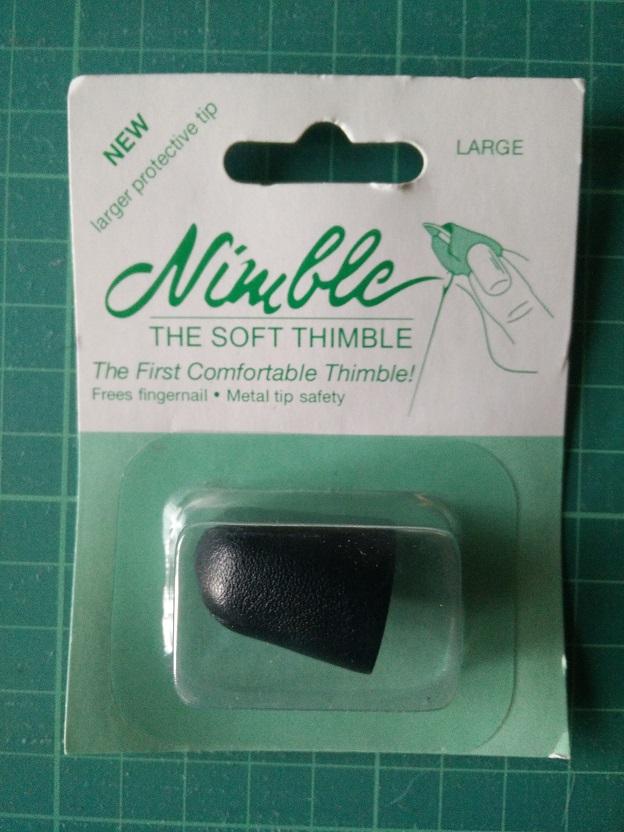 Nimble Timble (L) Vingerhoed
