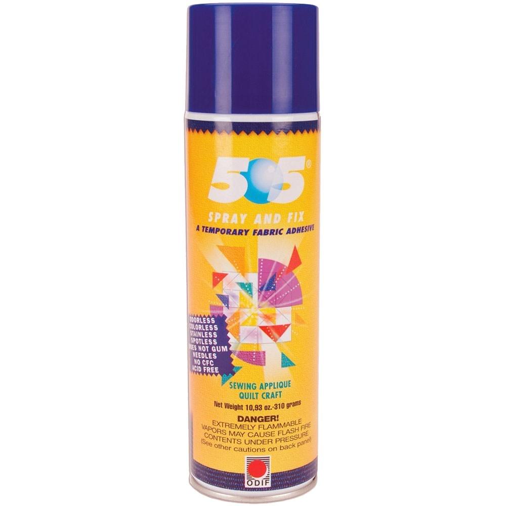 Quilt Basting Spray Temporaire 505(S)