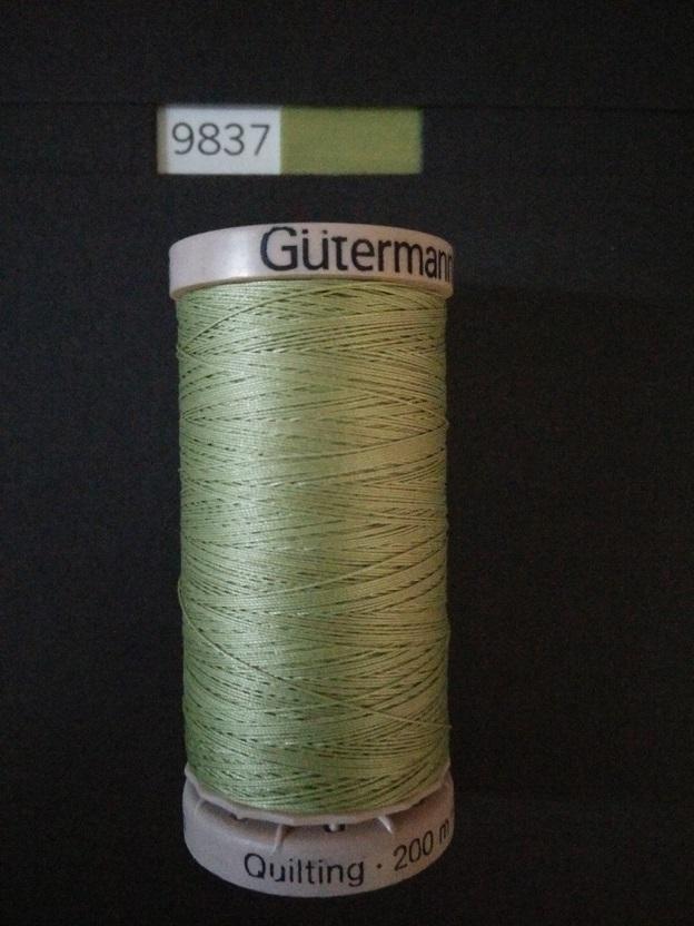 Gütermann 9837 Hand Quiltgaren
