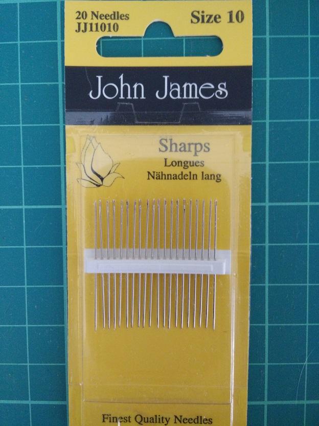 John James JJ11010 Naainaalden
