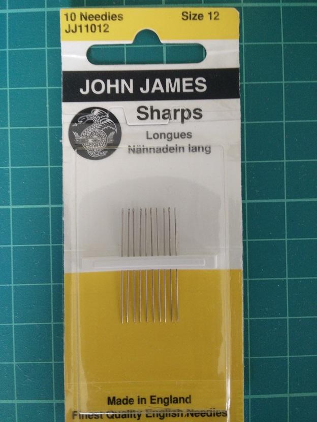 John James JJ11012 Naainaalden