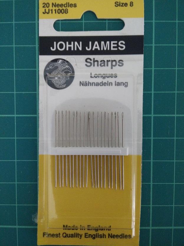 John James JJ11008 Naainaalden