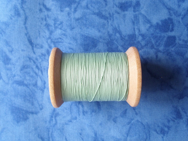 YLI Mint Green 400 Yds Quiltgaren