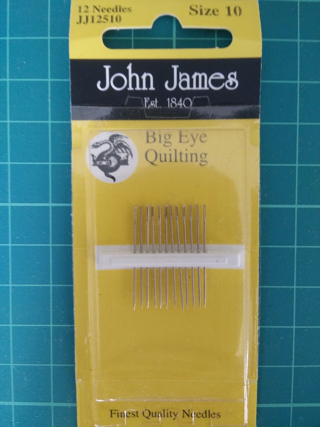 John James JJ12510 Quiltnaalden