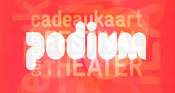 Cadeau-envelop Podium Cadeaukaart