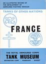 An illustrated record of the development of the armoured fighting vehicle: Tanks of other nations - France