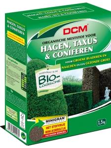 Organische Meststof voor HAGEN, TAXUS & CONIFEREN.
