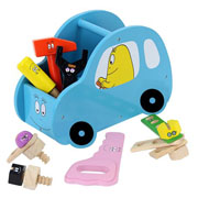 Barbapapa toolcar