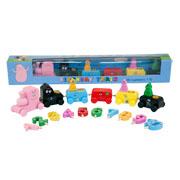Barbapapa birthday train
