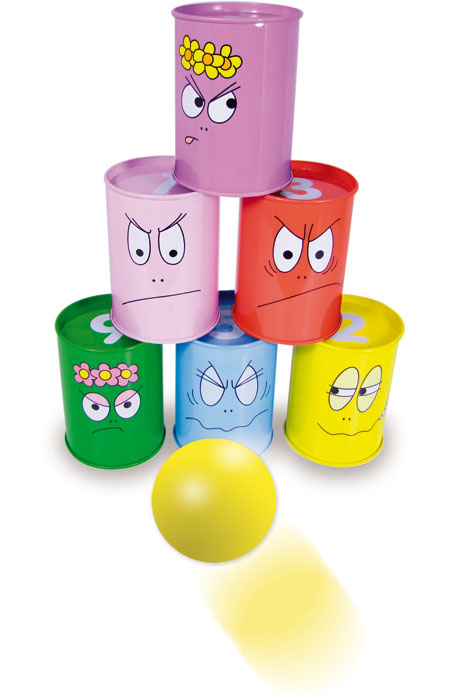 Barbapapa Tin Can Alley