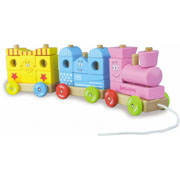 Barbapapa stacking train