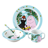 Barbapapa tableware spring