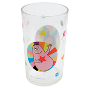 Barbapapa glass colors