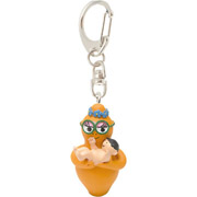 Barbalib keychain baby orange