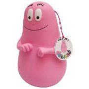 Barbapapa money bank pink