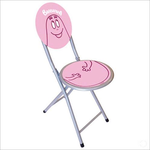 Barbapapa folding chair