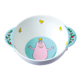 Barbapapa soup bowl spring