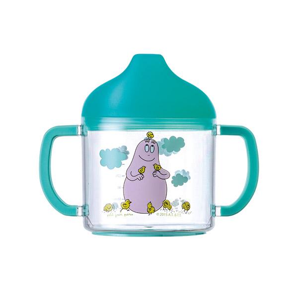 Barbapapa sippy cup spring