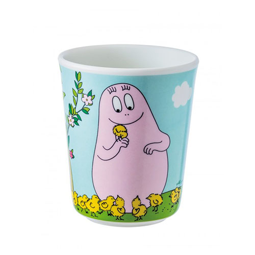 Barbapapa cup spring