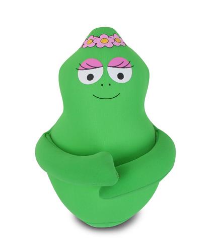 Barbalala stuffed toy 16cm green