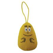 Barbapapa mobile phone dangler Barbazoo yellow