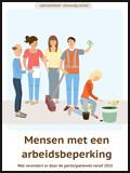 Informatieblad Mensen met een arbeidsbeperking eenvoudig verteld (2015)