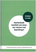 Kaartenboek kwaliteit van leven van mensen met beperkingen (2014)