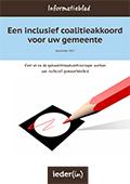 Informatieblad Een inclusief coalitieakkoord voor uw gemeente