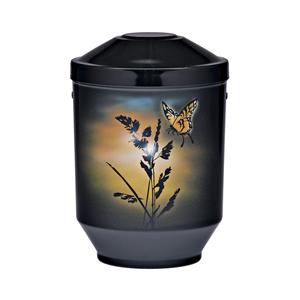 """Design urn """"Avondvlinder"""""""